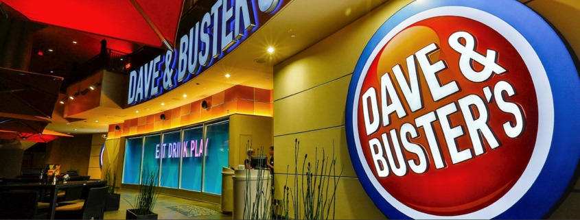 Dave & Buster's Looking for Team Members for MidCity - Huntsville