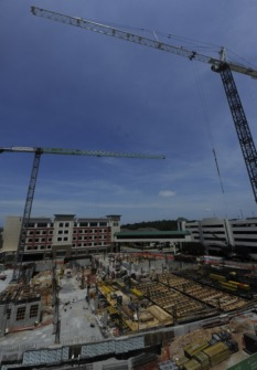 Construction Zone Archives - Huntsville Business Journal