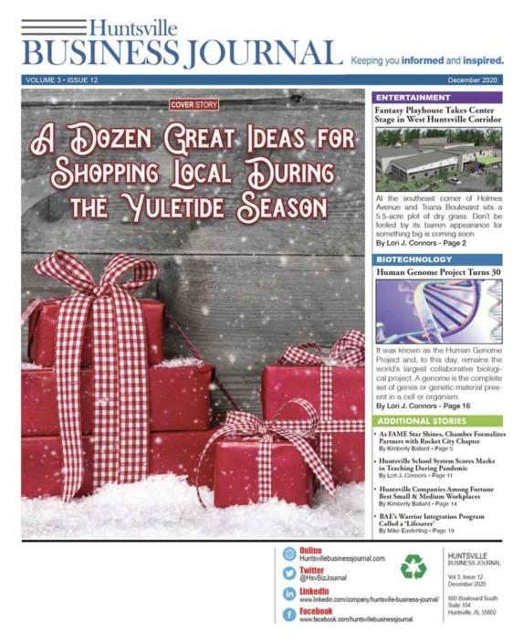 December 2020 issue